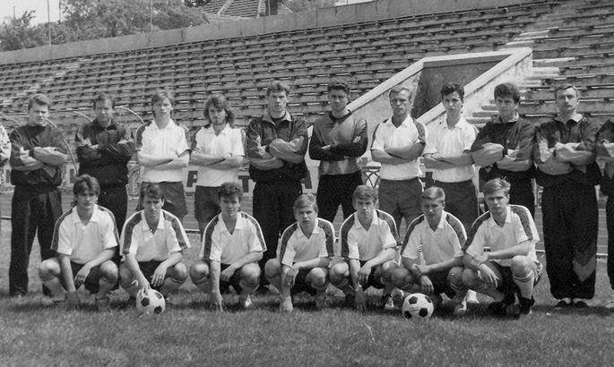 Всегда последние в элите. СК Одесса - победы над Черноморцем в Кубке и знаменитые фамилии в составе