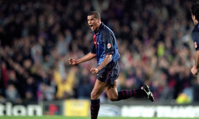 Когда Ривалдо был лучшим. 20 лет назад Барселона эффектно разгромила Челси в ЛЧ. ВИДЕО