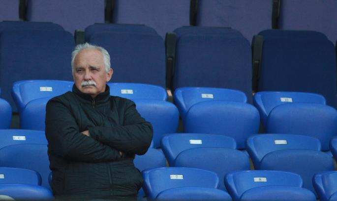 Рафаилов: Если чемпионат остановят, то это нужно принять всем спокойно, без истерик