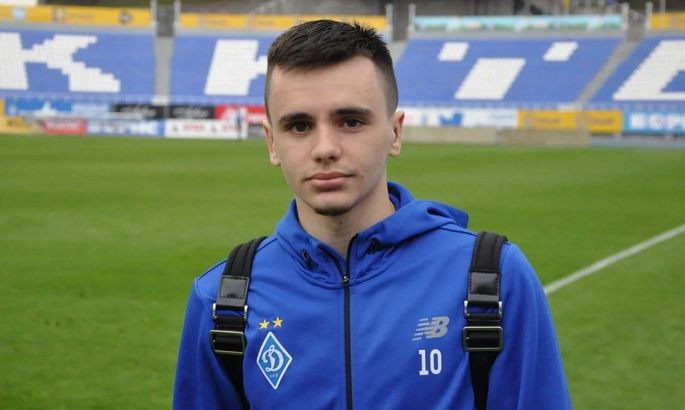 Николай Шапаренко - лучший игрок Динамо в матче с АЗ по данным InStat