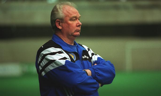 У цей день 18 років тому відбувся останній матч Лобановського