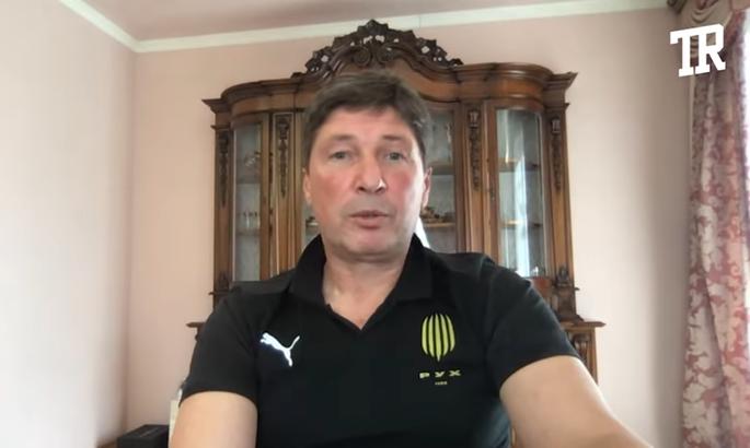 Коуч Руху Бакалов повідомив про мовне і тактичне завдання від Козловського