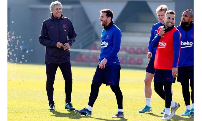 Сетьєн: Якщо Мессі не впевнений, що я будую в Барселоні команду-переможця, то Ліонель може піти