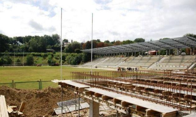 Козловський назвав пріоритетний стадіон для матчів УПЛ і заявив про ідею власної арени