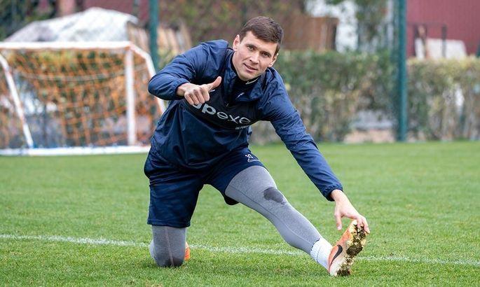 Филиппов: Хочется поиграть в Лиге чемпионов и быть полезным сборной Украины