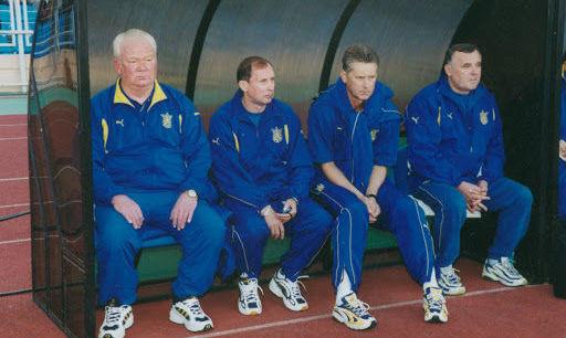 Шевченко вспомнил проблемы с позиционными атаками в сборной Украины времен Лобановского