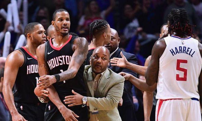 НБА представила добірку найбільш несподіваних моментів 5-річчя. ВІДЕО