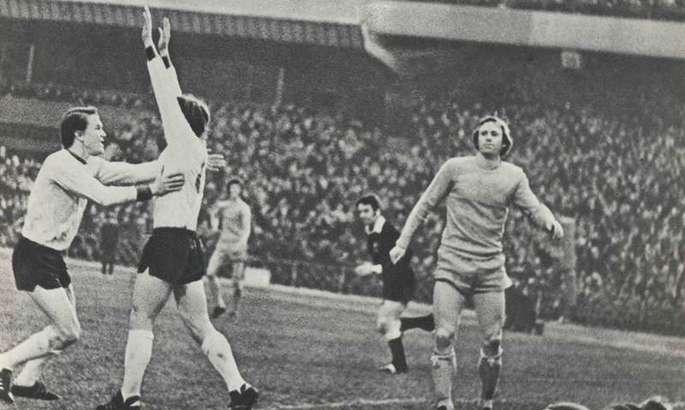 День в історії. 45 років тому Динамо вперше вийшло до фіналу єврокубкового турніру. ВІДЕО