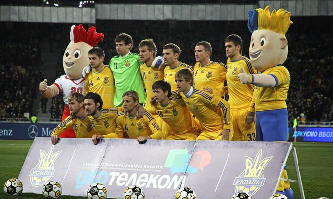 Как Украина Олимпийский открывала. Футбол, как секс, шедевр Назаренко и гордость за сборную Блохина