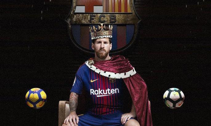 FourFourTwo: Месси – лучший футболист мира за последние 25 лет. Серхио Рамос – тоже в списке