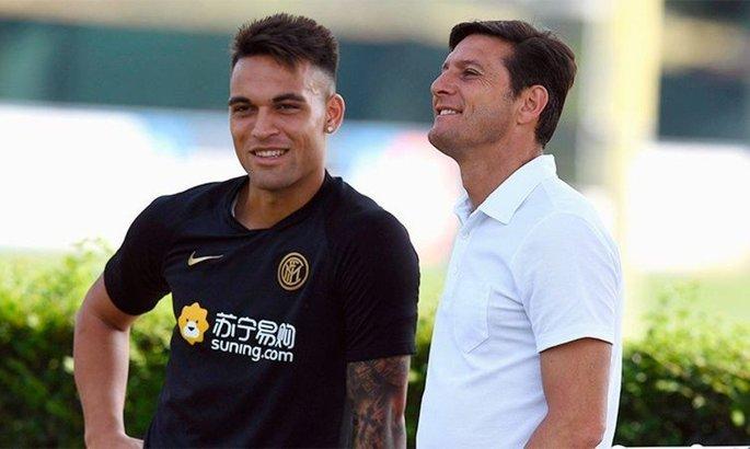 Дзанетті: Лаутаро перейде в Барселону? Я бачу, що він щасливий в Інтері