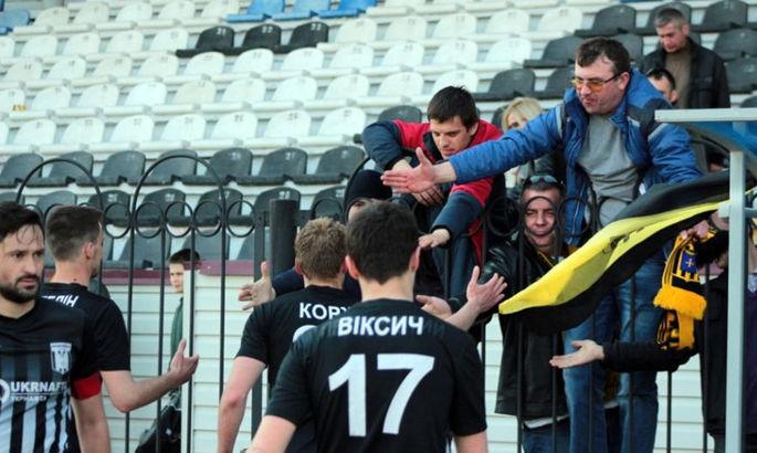 Киевский триумф как самая большая гордость. Нефтяник-Укрнафта своим в элите так и не стал