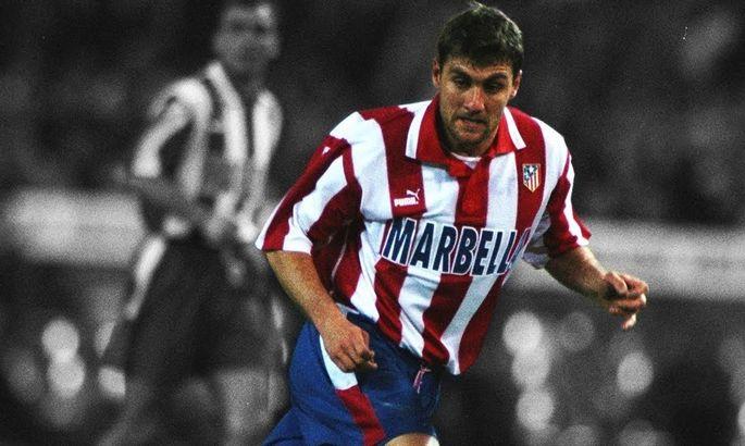 Вьери: В Атлетико я гулял каждую ночь, но все равно стал лучшим бомбардиром Ла Лиги