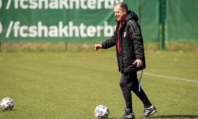 Вернидуб считает, что сможет улучшить свои знания позиционной атаки в чемпионате Беларуси