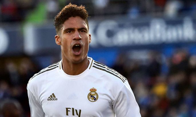 СМИ: Реал продаст Варана летом, если тот не продлит контракт с клубом