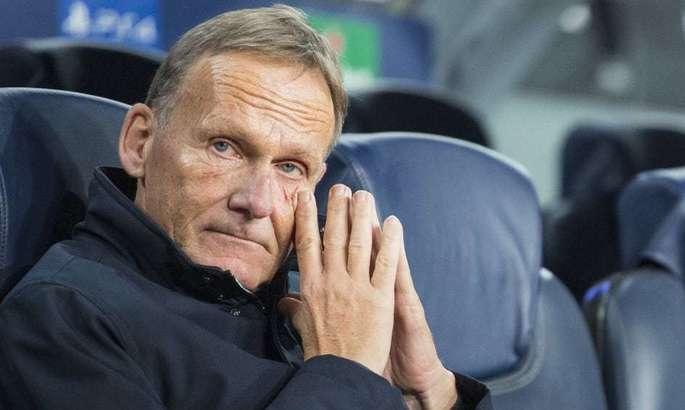 Ватцке: Бундесліга зникне в своєму нинішньому вигляді, якщо чемпіонат не відновиться