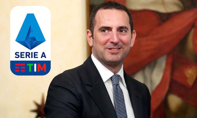 Міністр спорту Італії: Я не впевнений, що Серія А відновиться