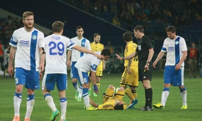 Коноплянка: Матчи Днепра и Металлиста - это была не игра, а бойня