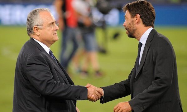 Президент Лаціо згоден провести чемпіонський матч з Ювентусом