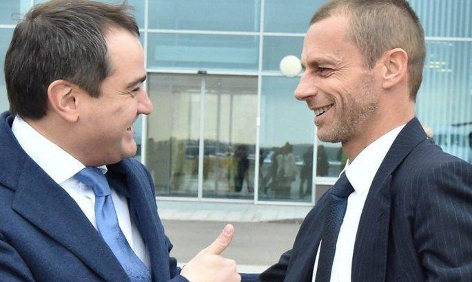 Помощь УЕФА, новшество ФИФА и планы УПЛ о возобновлении. Главные новости за 27 апреля