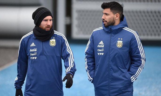 Агуеро: Не розумію тих, хто критикує Мессі за гру в збірній – Ліонель перший, хто страждає після невдач