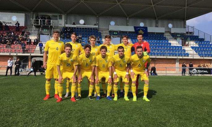 Кубок Словакии отменен. Украина U-18 с россиянами не сыграет