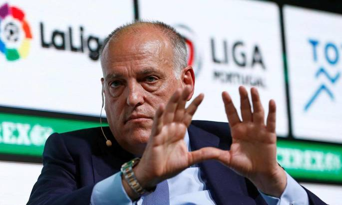 Манчестер Сити собирается судиться с президентом Ла Лиги