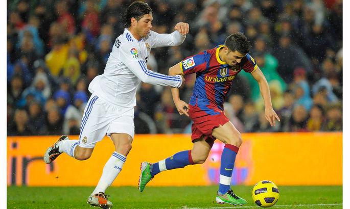 Вілья вирішив перейти в Барселону, а не в Реал – навіть незважаючи на те, що довелося грати на чужій позиції