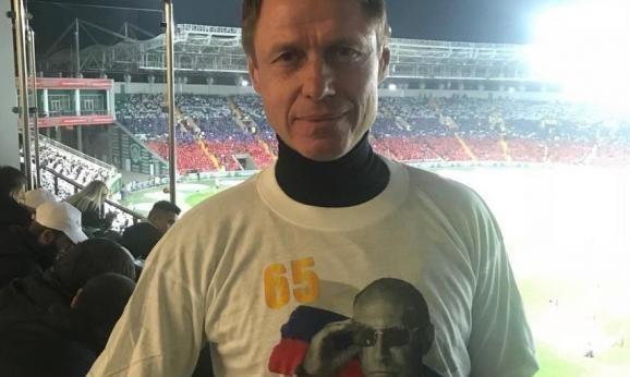 Кополовец: Думаю, Кононов не рискнул бы вернуться в Карпаты. Львовяне обижаются на него за майку с Путиным