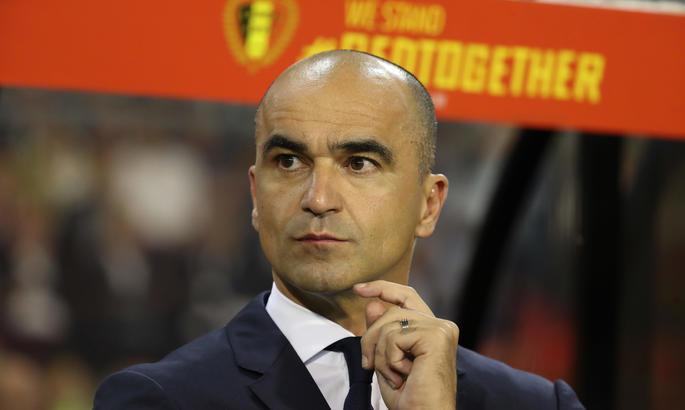 Роберто Мартінес домовився про контракт зі збірною Бельгії до 2022 року