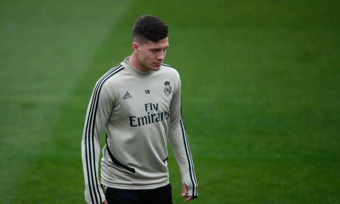 Милан готов выкупить Йовича у Реала за 35 млн евро