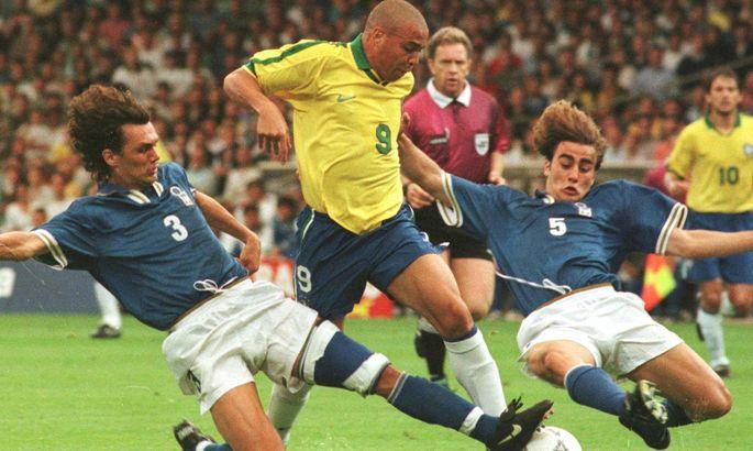 Фабио Каннаваро: Для меня лучшим всегда был Марадона, но Роналдо тоже впечатлял