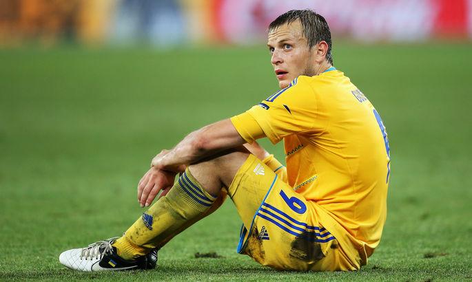 Дружина Гусєва: Не знаю, як можна було не дати Олегу зіграти 100-й матч за збірну