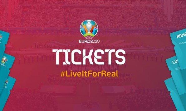 УЕФА начал процесс возврата билетов на Евро-2020