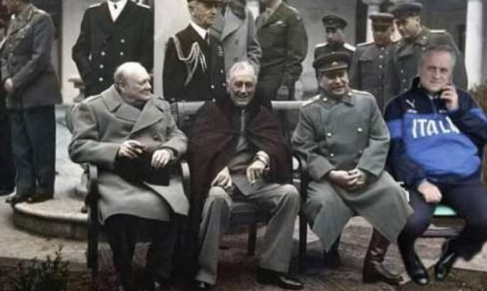 Маршал Мировой войны. Клаудио Лотито - вакцина для футбола