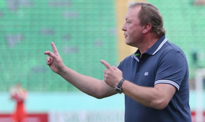 Володимир Шаран анонсував бій у плей-офф із Маріуполем