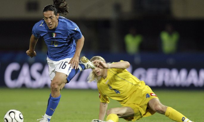 Белик: Не скажу, что на ЧМ-2006 мы были сильнее итальянцев, но тогда нам не хватило везения