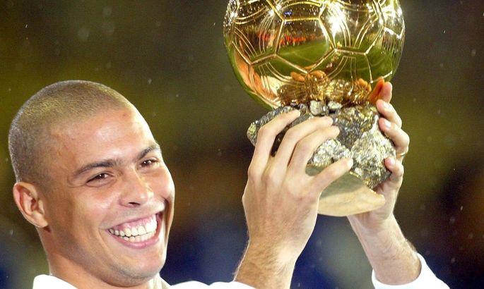 Роналдо составил ТОП-5 игроков, которые были достойны получить Золотой мяч