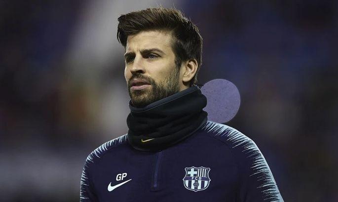 Пике: Закончить сезон досрочно – неправильно, даже если Барселона лидирует