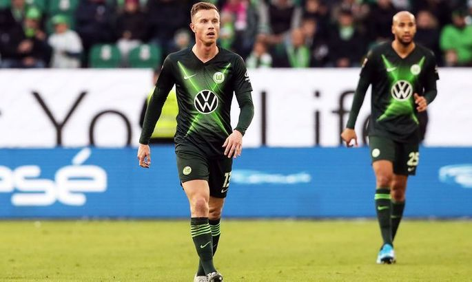Основний захисник Вольфсбурга отримав серйозну травму на тренуванні