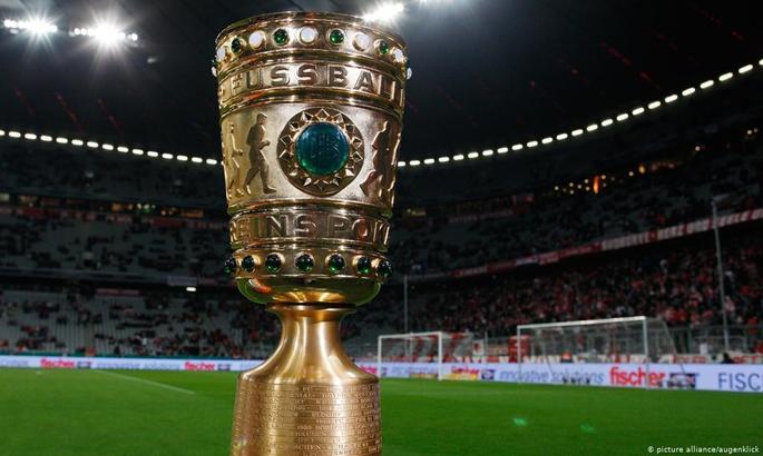 Стало известно расписание полуфинальных матчей Кубка Германии