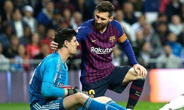 Навіяно словами Куртуа. Барса випереджає Реал завдяки сумнівним рішенням арбітра
