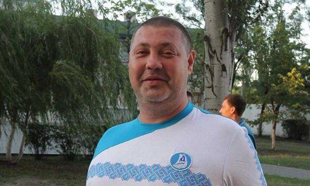 Александр Рыкун борется с лишним весом
