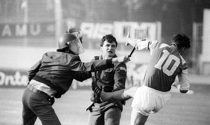 Футбол войны. Тридцать лет поступку Звонимира Бобана, который стал символом хорватской борьбы с режимом
