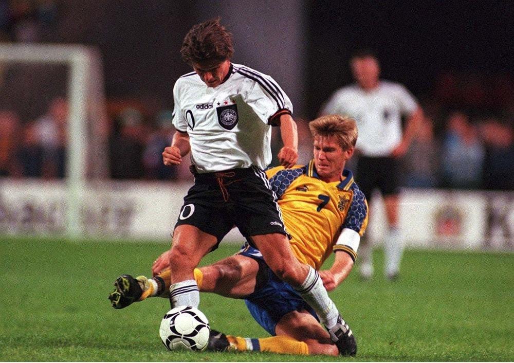 1996 року Максимов отримав п'ять матчів бану. Але на прохання Сабо дискваліфікацію скоротили - изображение 2