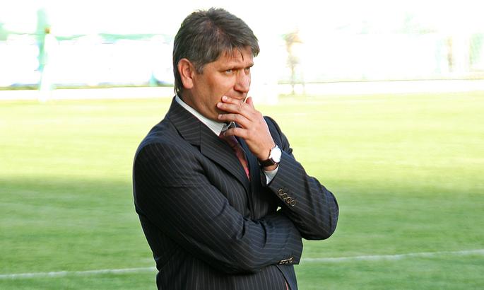 Сергей Ковалец признан лучшим тренером 13-го тура в Первой лиге