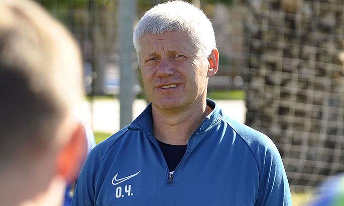Главный тренер Агробизнеса намекнул на вероятность выхода команды в УПЛ