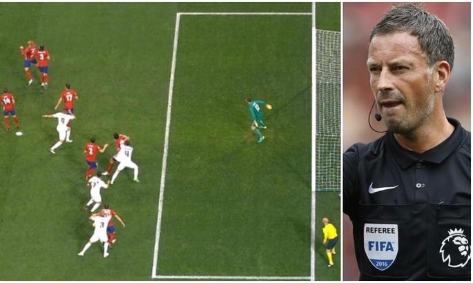 Клаттенбург признал, что ошибочно засчитал гол Реала в финале Лиги чемпионов в ворота Атлетико
