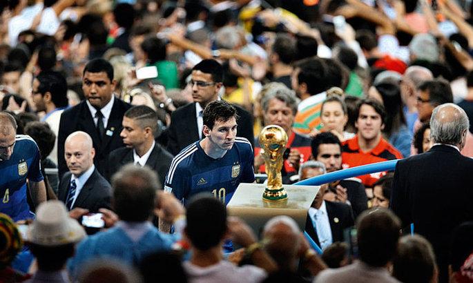 Маркос Сенна: Месси не нужен Кубок Мира, чтобы быть лучшим