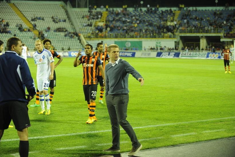 Шесть лет назад Ребров-тренер выиграл свой первый трофей - Динамо прервало позорную серию - фото 9